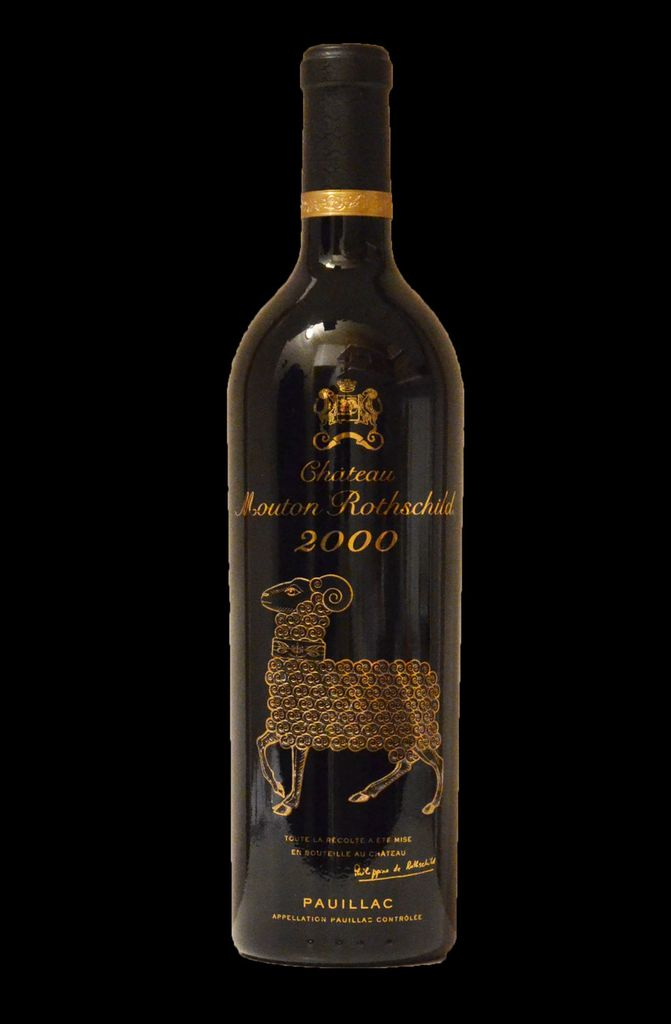 Wine Ch. Mouton Rothschild 2000