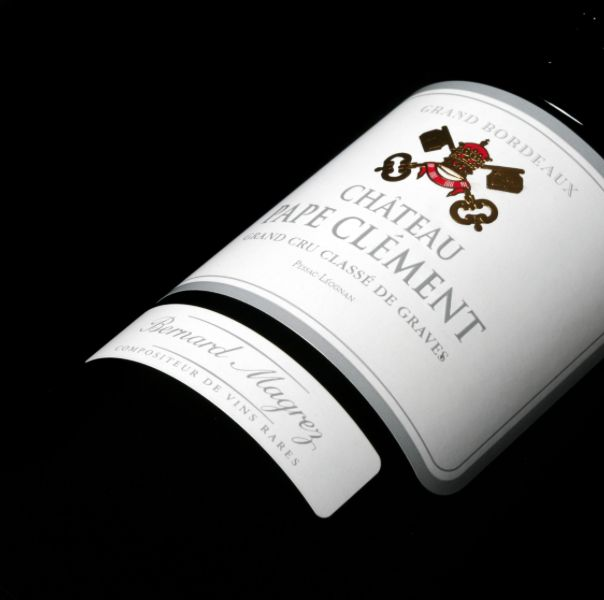 Wine Ch. Pape Clement Rge 2006