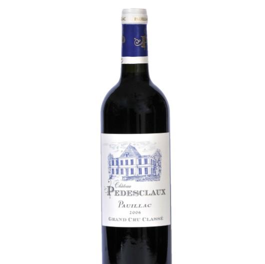 Wine Ch. Pedesclaux 2011