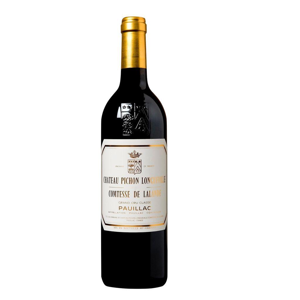 Wine Ch. Pichon Long.Comtes.Lalande 2009