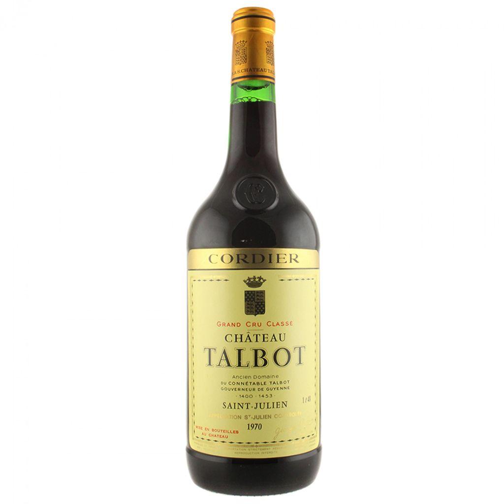 Wine Ch. Talbot 1970 1.5L