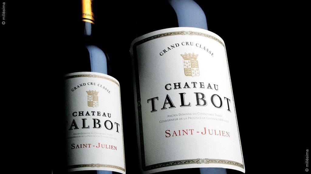 Wine Ch. Talbot 2006