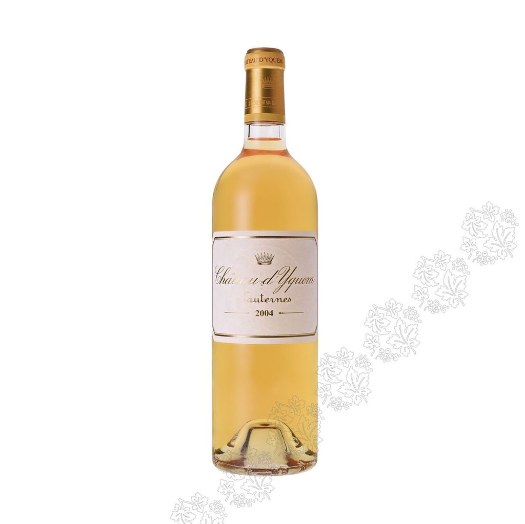 Wine Chateau d'Yquem 2004