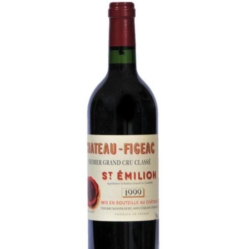 Wine Chateau Figeac 2004 3L