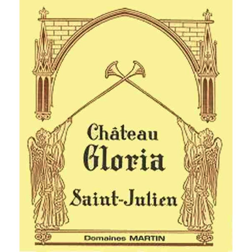 Wine Chateau Gloria St Julien 2011
