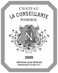 Wine Chateau La Conseillante 2009 6L