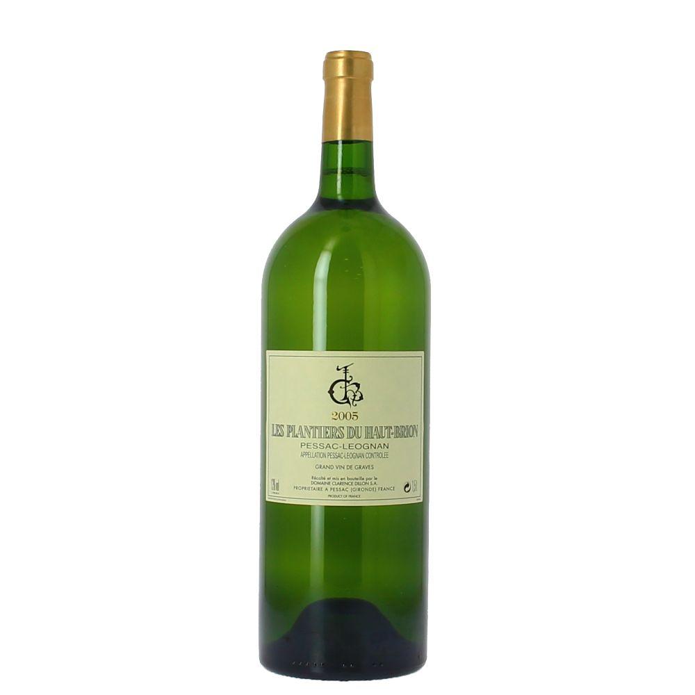 Wine Les Plantiers du Haut Brion Blanc 2005