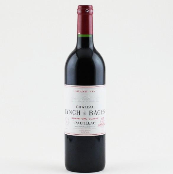 Wine Ch. Lynch Bages 2002 3L