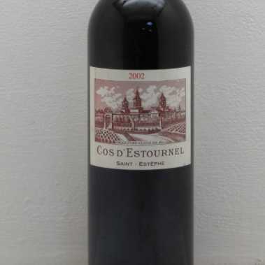 Wine Cos d'Estournel 2002