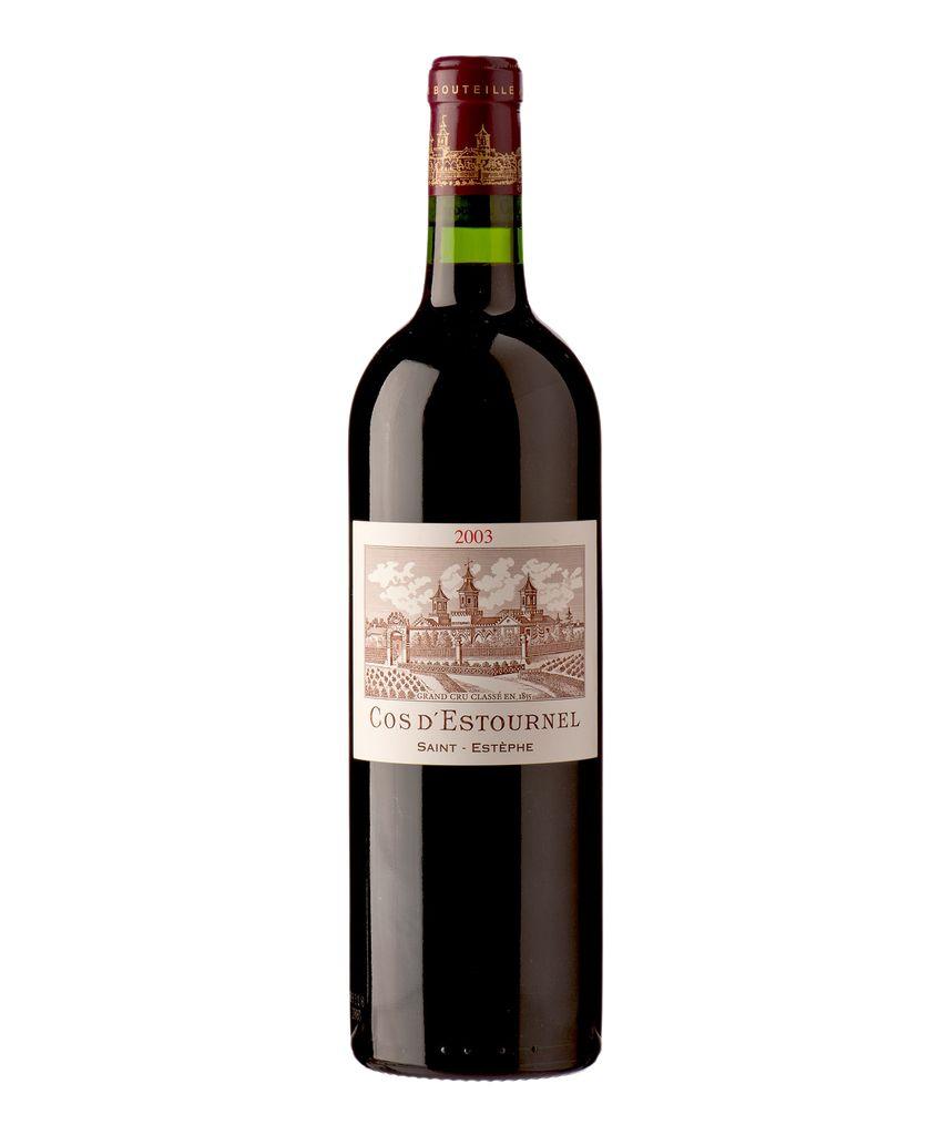 Wine Cos d'Estournel 2009