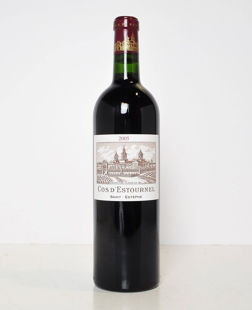 Wine Cos d'Estournel 2005