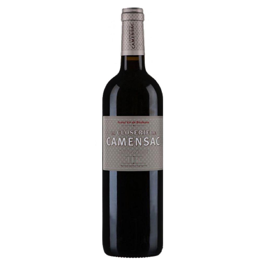 Wine La Closerie de Camensac 2008