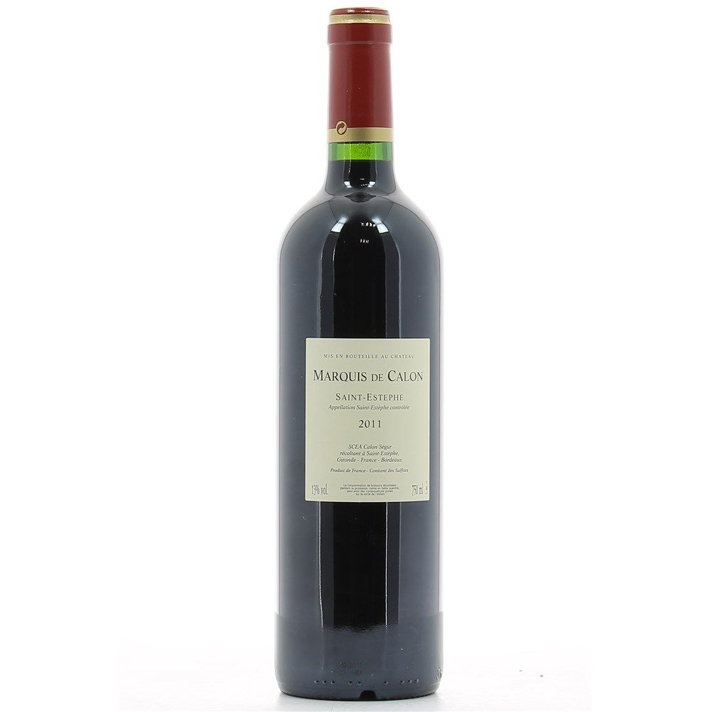 Wine Marquis De Calon 2011