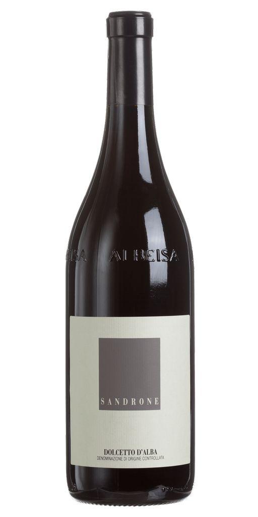 Wine Sandrone Dolcetto d'Alba 1996