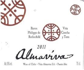 Wine Vina Almaviva Puete Alto Almamaviva 2014
