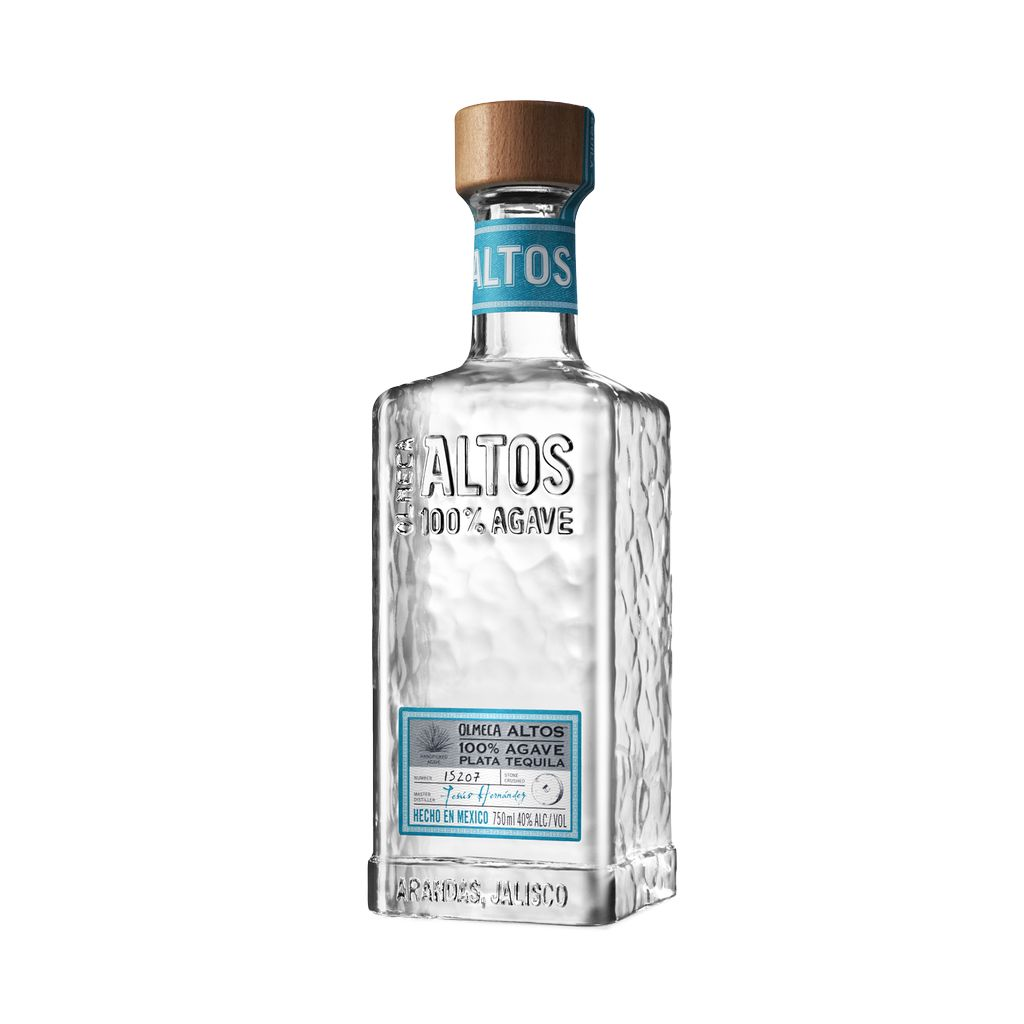 Spirits Olmeca Altos Tequila 100% Agave Plata 375ml