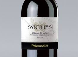 Wine Paternoster Aglianico del Vulture Synthesi 2013