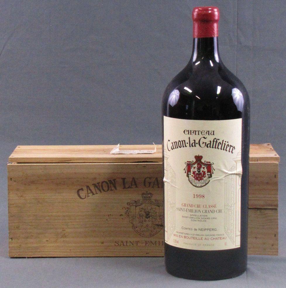 Wine Ch. Canon 1998