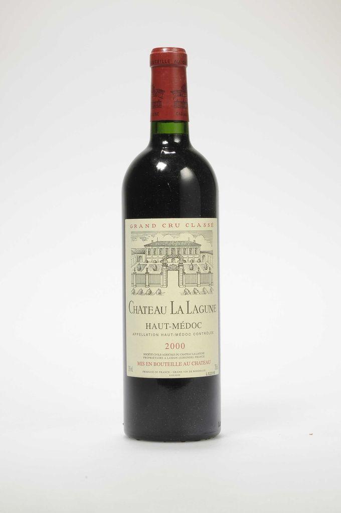 Wine Ch. La Lagune 2000