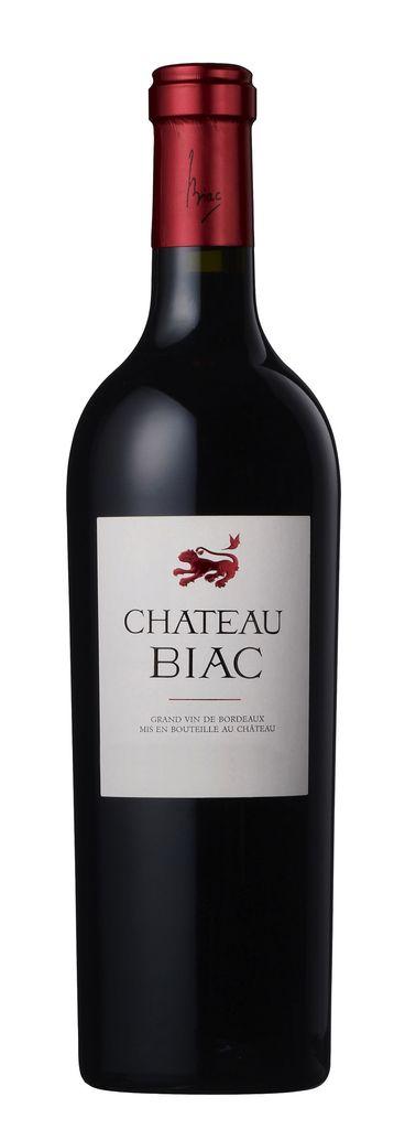 Wine Ch. Biac 2010 (Cadillac Cotes De Bordeaux)