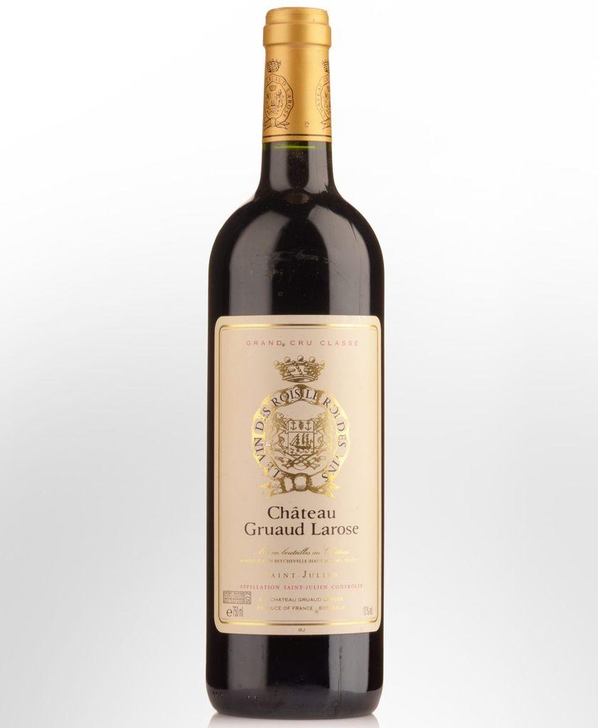 Wine Ch. Gruaud Larose 2004 1.5L