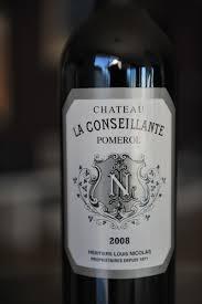 Wine Chateau La Conseillante 2008 6L