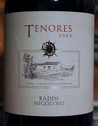 Wine DETTORI TENORES ROMANGIA 2005 (OC)