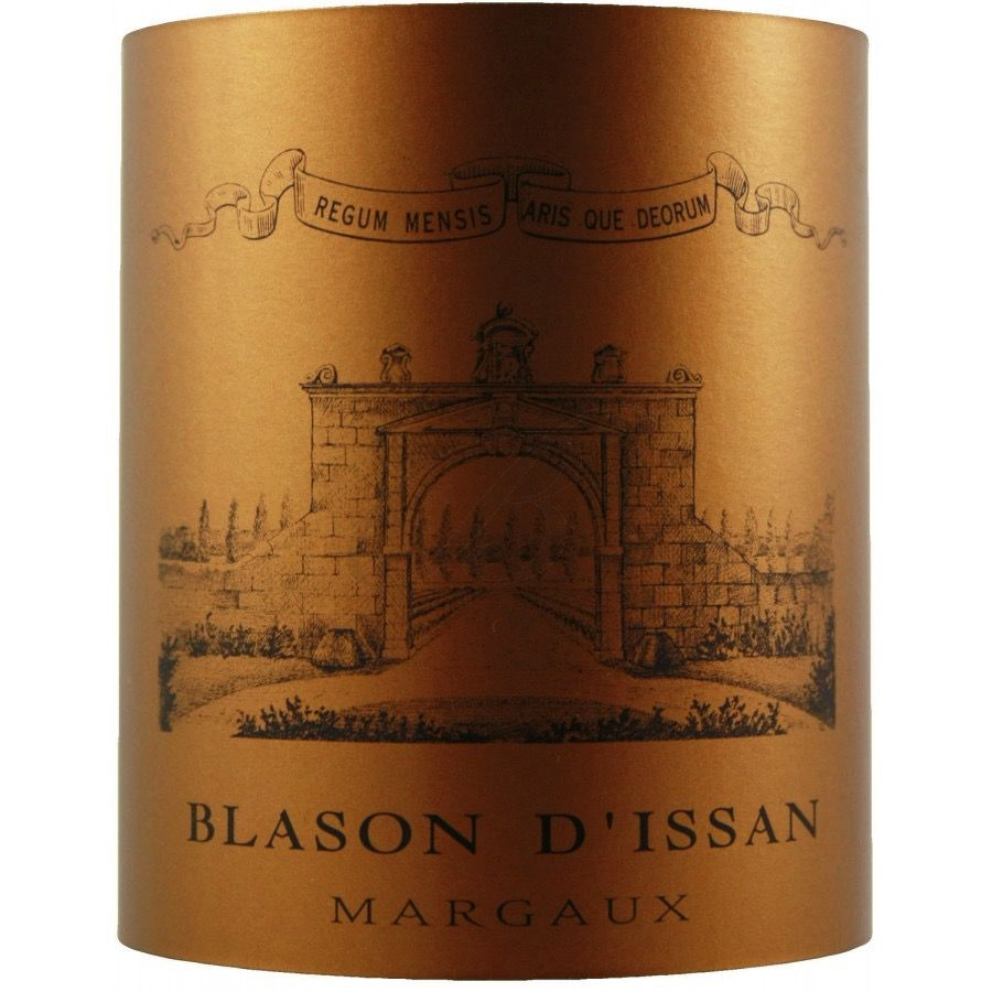 Wine Blason d'issan 2010 1.5L