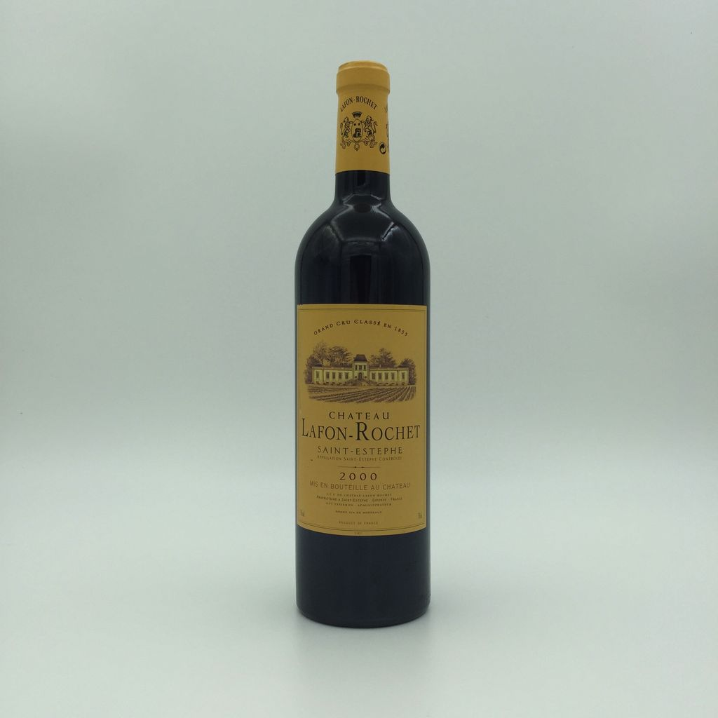 Wine Ch. Lafon Rochet 2000