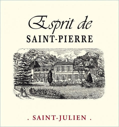 Wine Esprit de Saint Pierre 2009