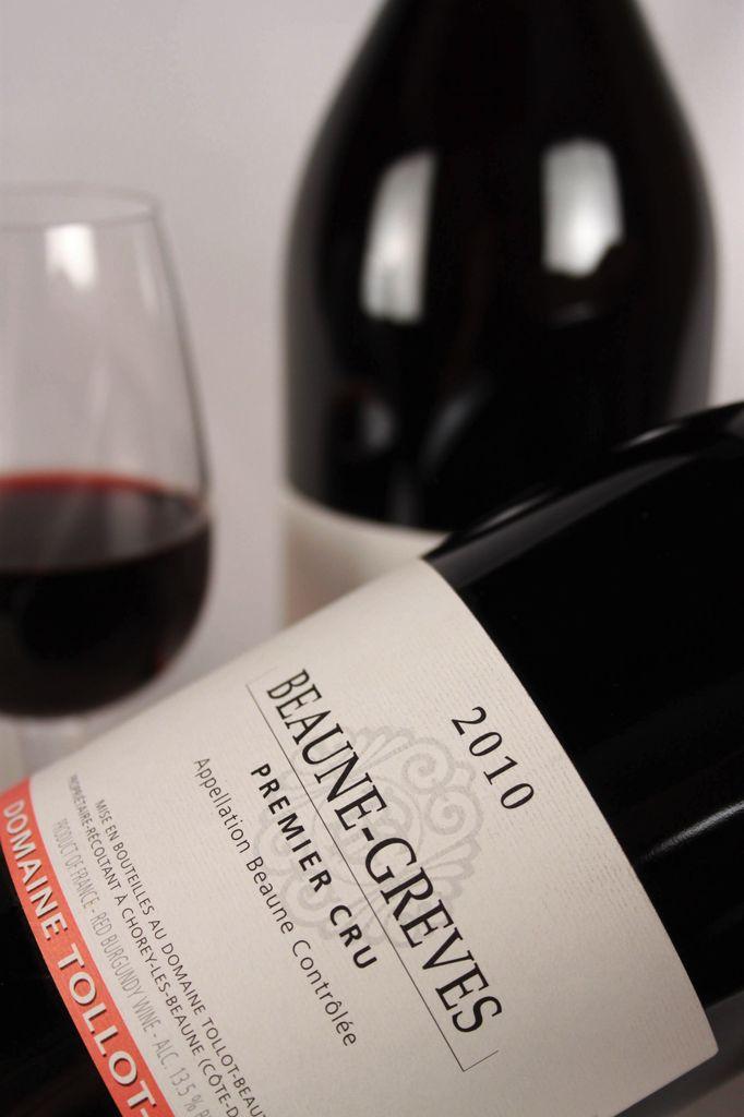 Wine TOLLOT BEAUT BEAUNE GREVES PREMIER CRU 2010 1.5L