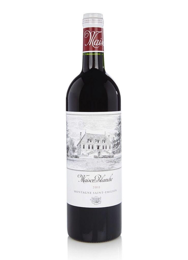 Wine Ch. Maison Blanche Montagne-St-Emilion 2011
