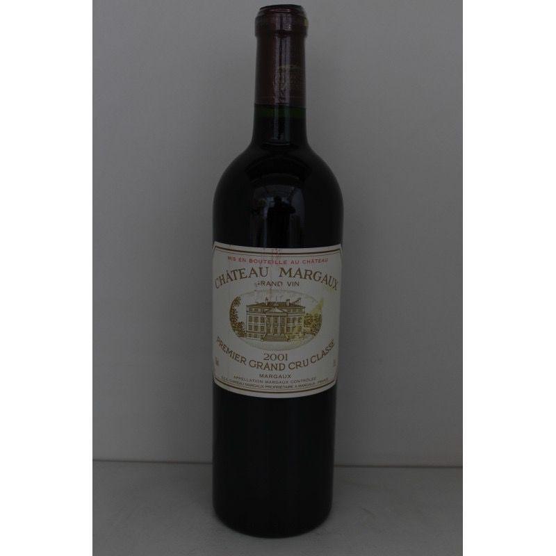 Wine Ch. Margaux 2001