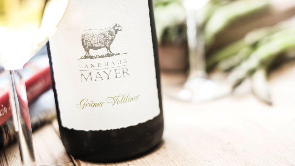 Wine Landhaus Mayer Gruner Veltliner 2016