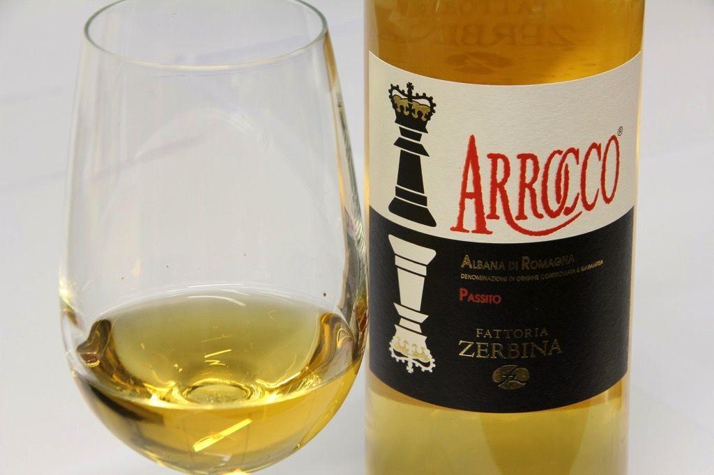 Wine Fattoria Zerbina 'Arroco' Albana di Romagna Passito 2011 375ml
