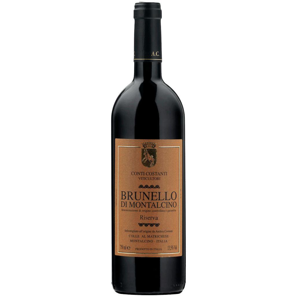 Wine Costanti Brunello di Montalcino Riserva 2010