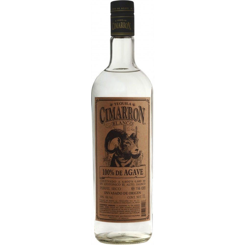 Spirits Cimarron Blanco Tequila 1L