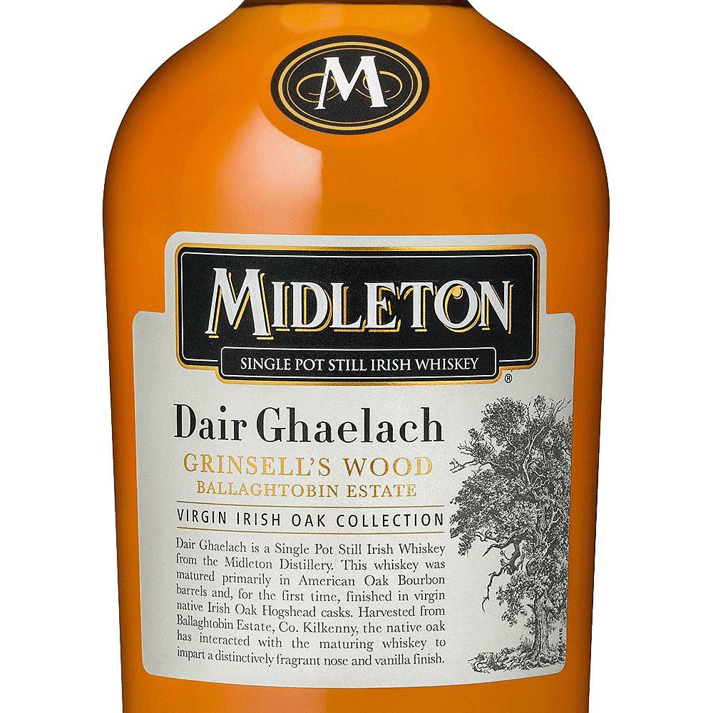 Spirits Midleton Irish Whiskey Dair Ghaelach