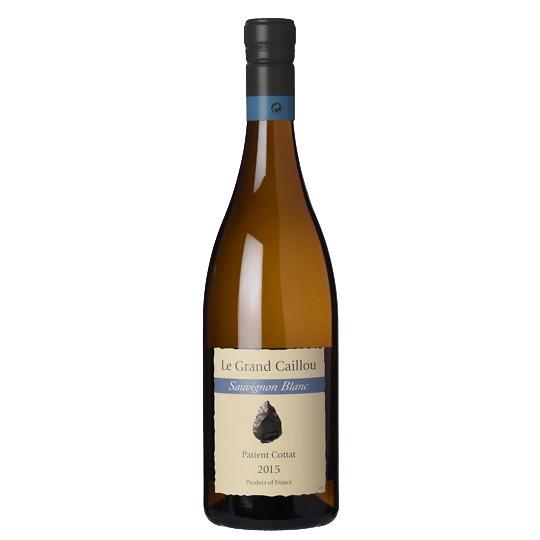 Wine Patient Cottat Sauvignon Blanc le Grand Caillou 2015