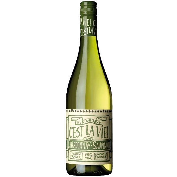 Wine Albert Bichot C'est La Vie Chardonnay Sauvignon Blanc 2015