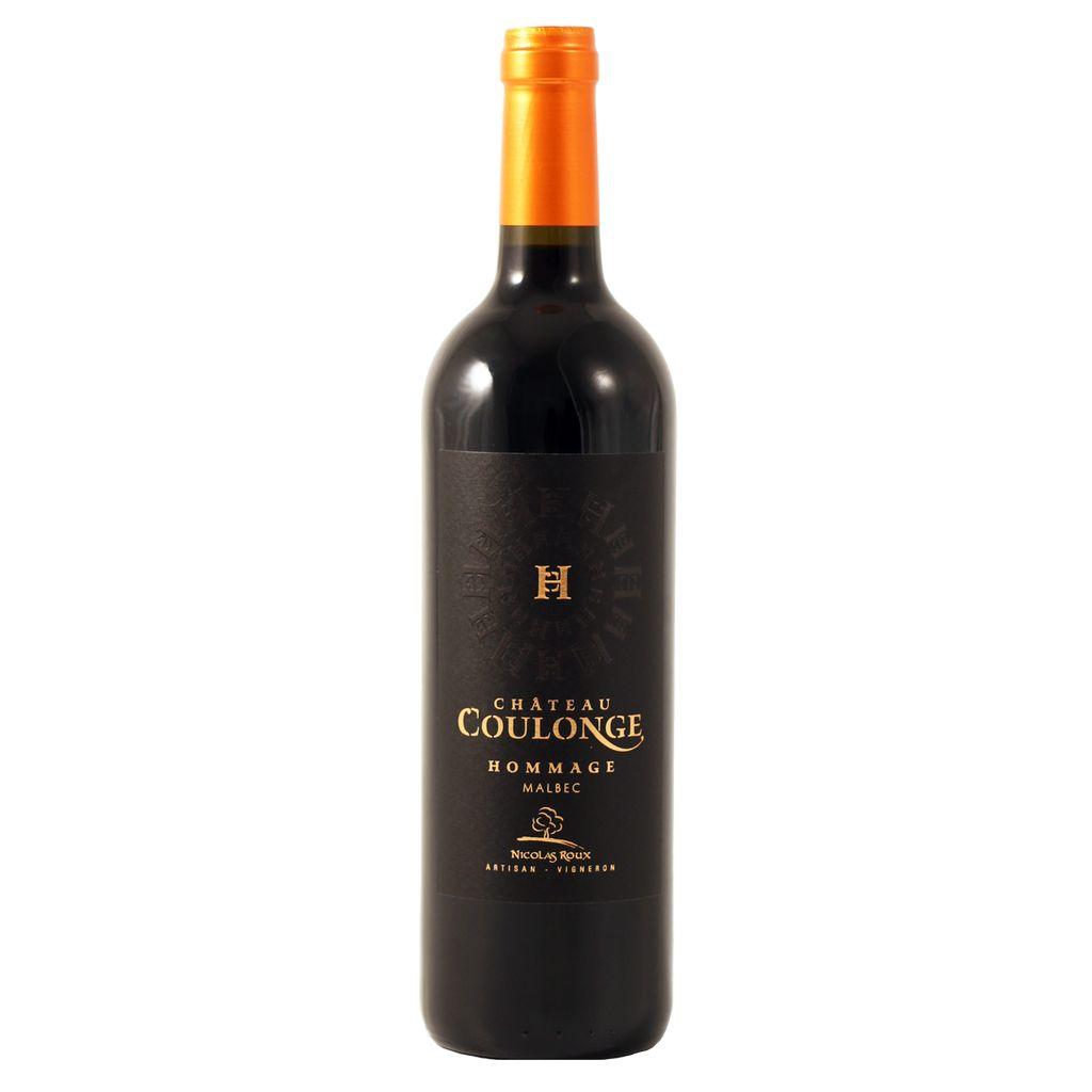 Wine Chateau Coulonge Bordeaux Superieur Hommage Malbec 2014