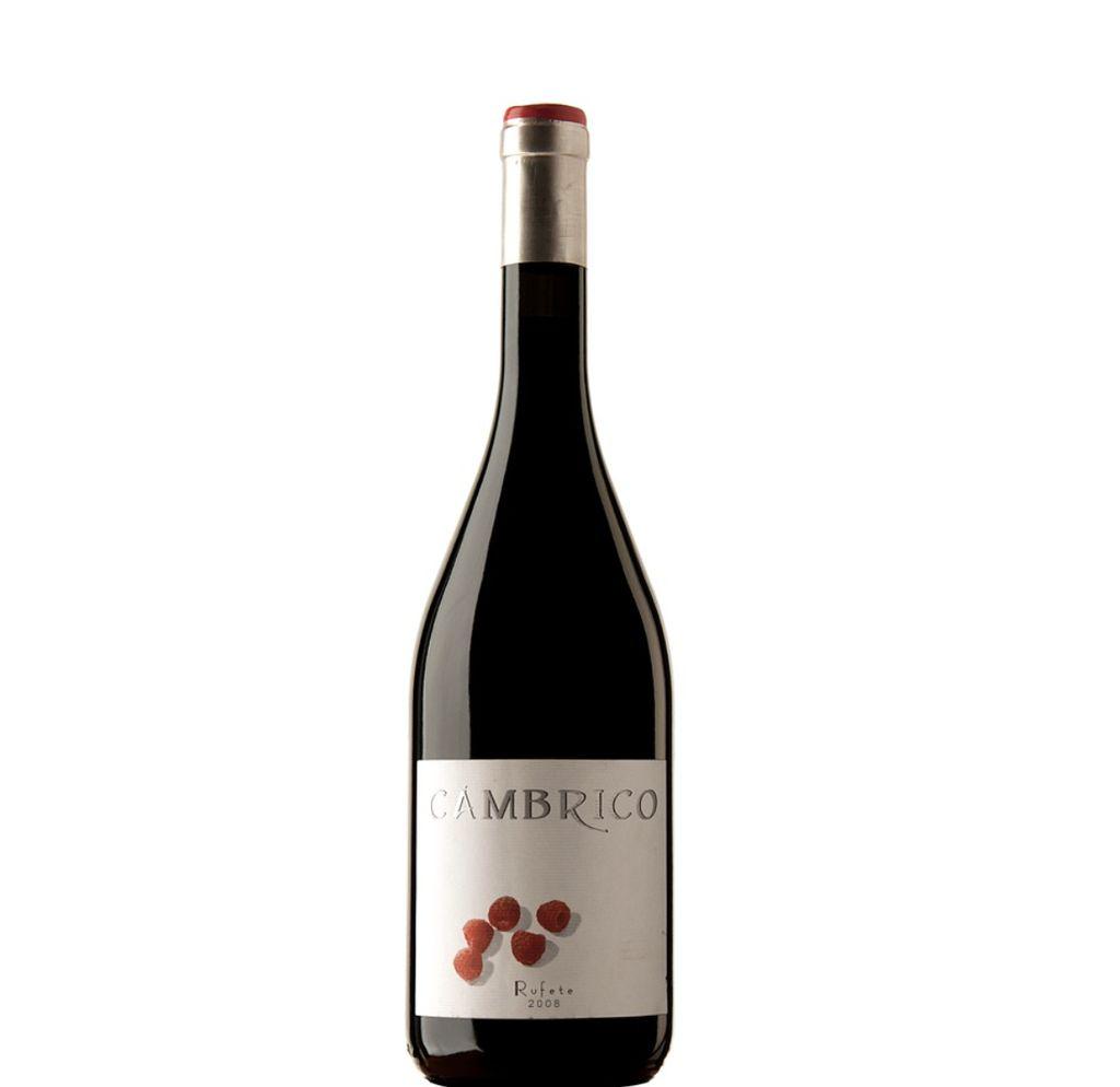 Wine Cambrico Rufete 2004