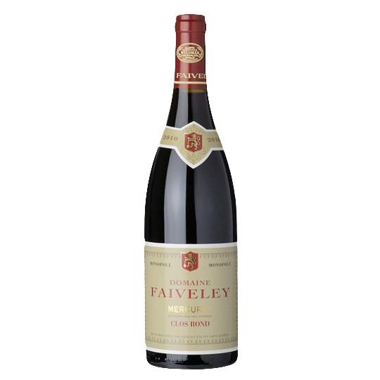 Wine Domaine Faiveley Mercurey Clos Rond Monopole 2012