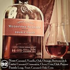 Spirits Woodford Reserve Bourbon Master's Collection Double Oaked