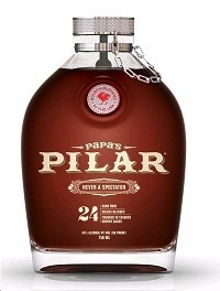 Spirits Papas Pilar Dark 24 Year Old Rum