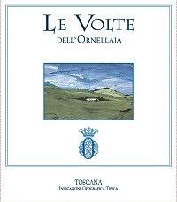 Wine Tenuta Dell'Ornellaia Le Volte 2015