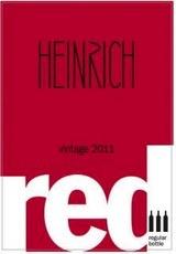 Wine Weingut Heinrich Neusiedlersee Red 2015