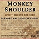Spirits Monkey SHoulder Blended Malt Scotch Whisky