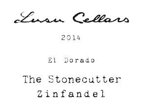 Wine Lusu Cellars Stonecutter Zinfandel 2014
