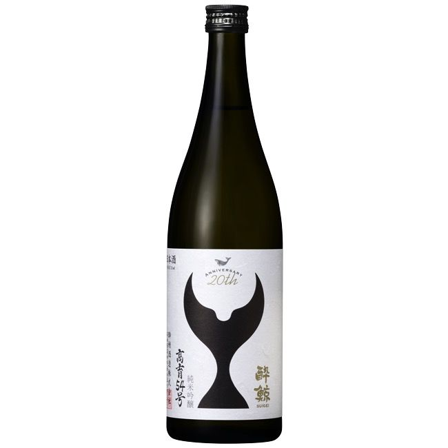 Sake Suigei Shuzo Kouiku No 54 Junmai Ginjo Sake
